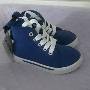 Shoeshox Toddler High Top Sneakers Size 6